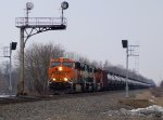 BNSF 6368