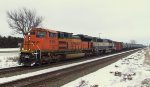 BNSF 9165