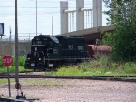 IC 9631 Moves Coil Cars