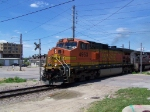 BNSF 4953 On the Crossing