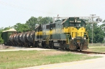 Abbevile & Grimes turn out of Dothan using Bayline power