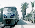 An old picture of Amtrak 458