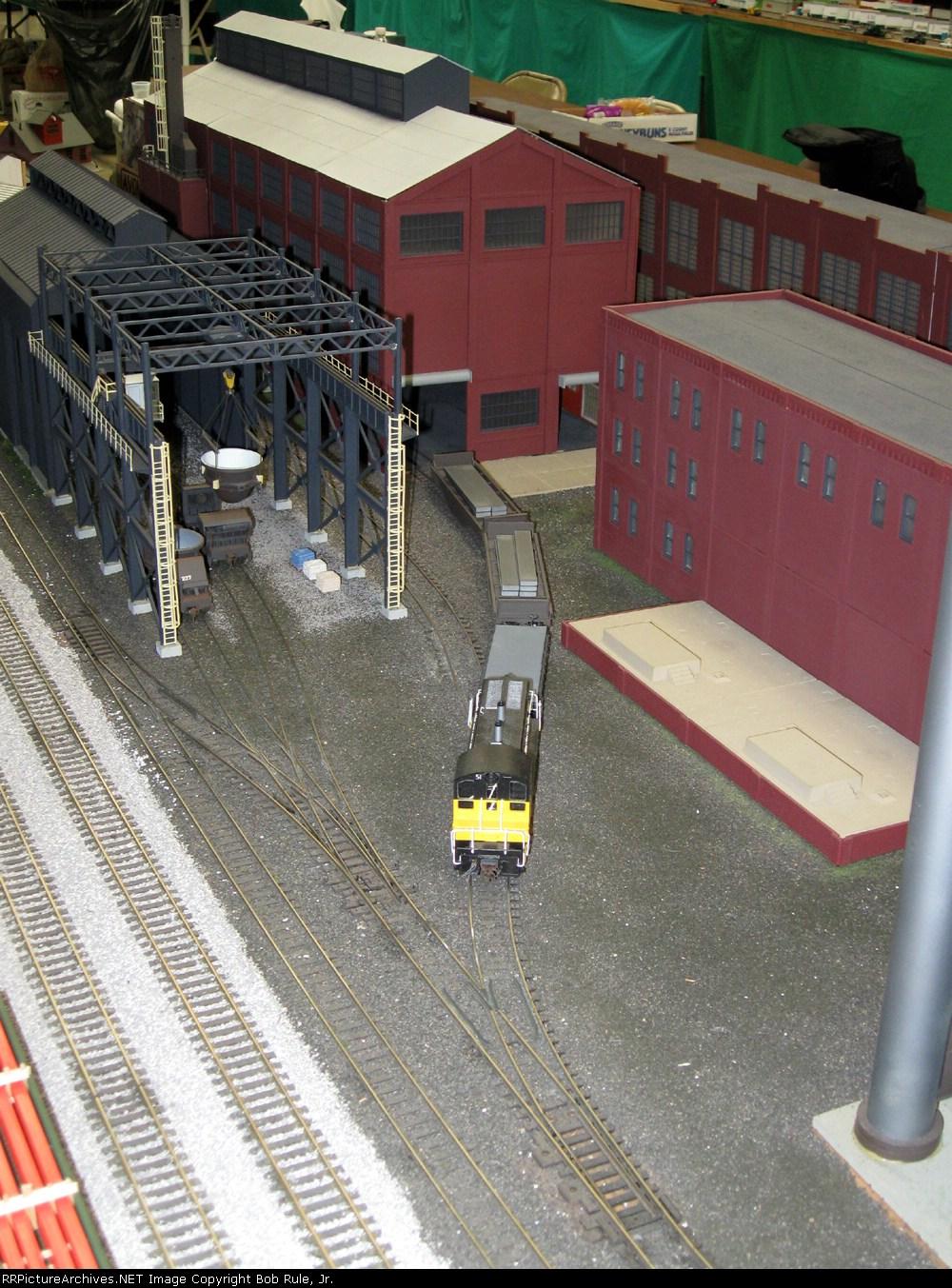 RT&HS modular layout pt 4