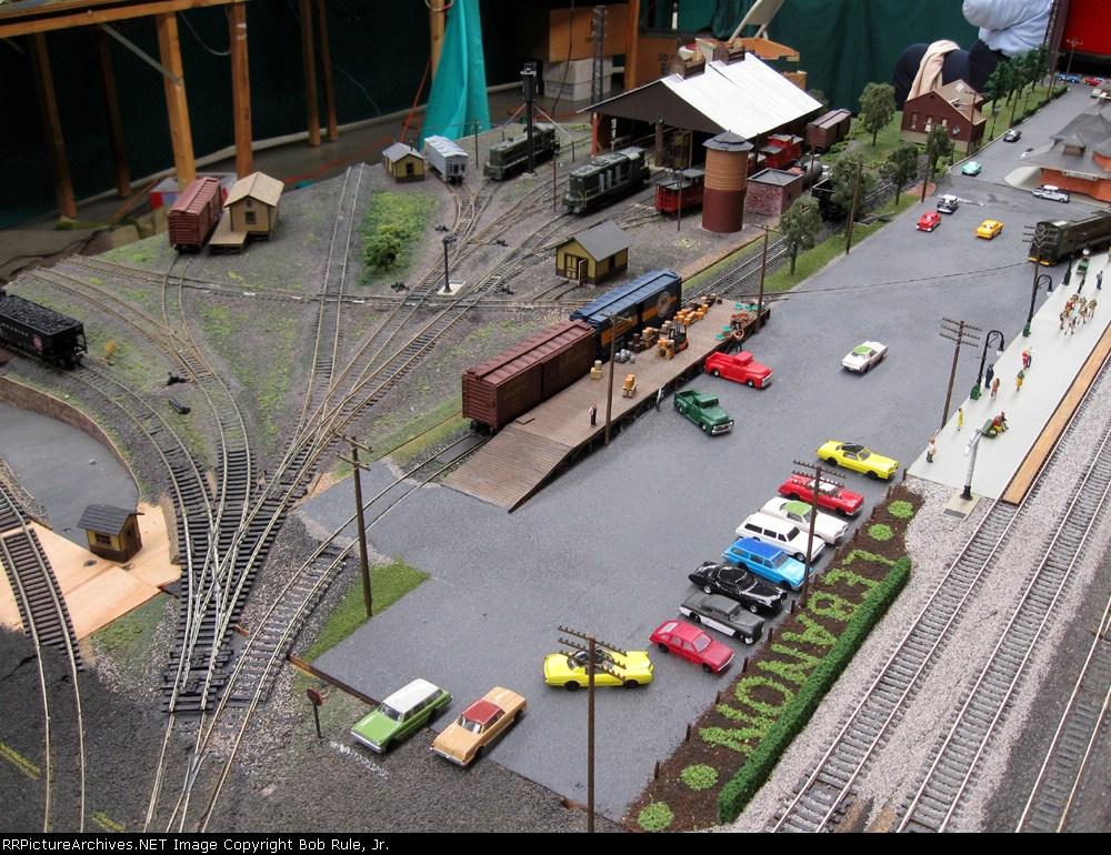 RT&HS modular layout pt 5