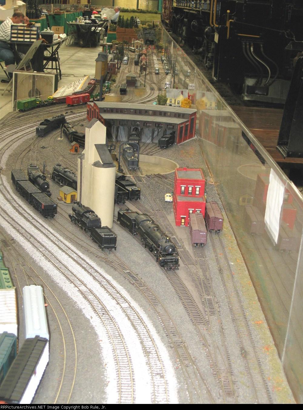 RT&HS modular layout pt 6