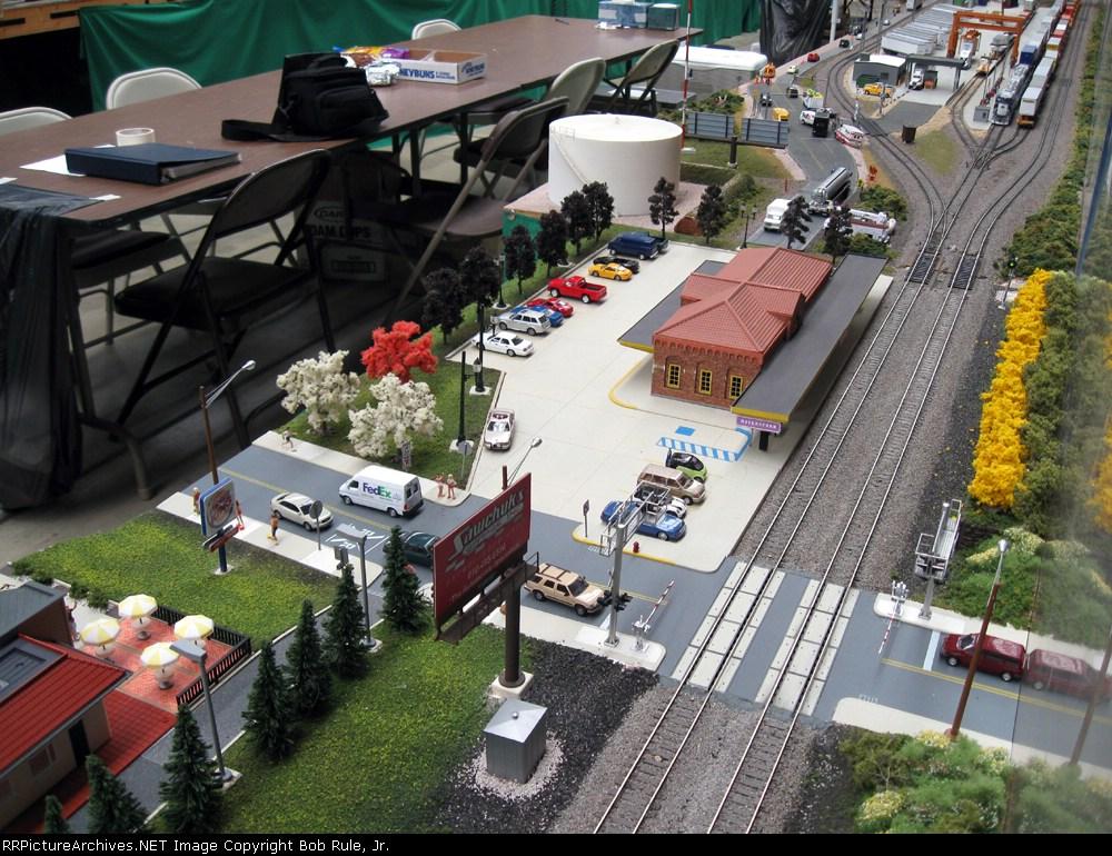 RT&HS modular layout pt 9