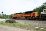 BNSF 9348 going away