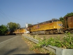 My Third Run In With UP 5407