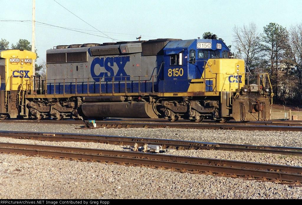 CSX 8150