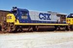 CSX 5553