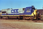 CSX 3323