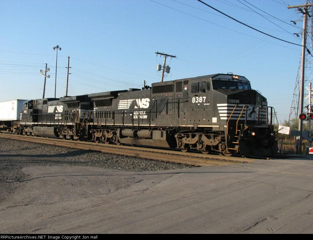 NS 8387 & 9901