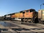 BNSF 8886 & 9546