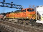 BNSF 7700