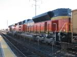 BNSF 9180 & 6243