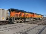 BNSF 5997 & 8836