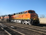 BNSF 7496 & 1032