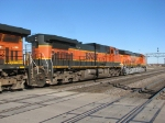 BNSF 1032 & 7496