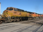 BNSF 5397 & 5260