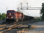CP 8626 & 9709 head south with 870