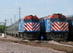 METX 130 & 145 sit side by side