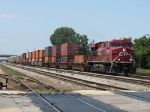 CP 8850 begins to pull east with 242/X500