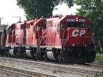 CP 4611, 3019 & 4406