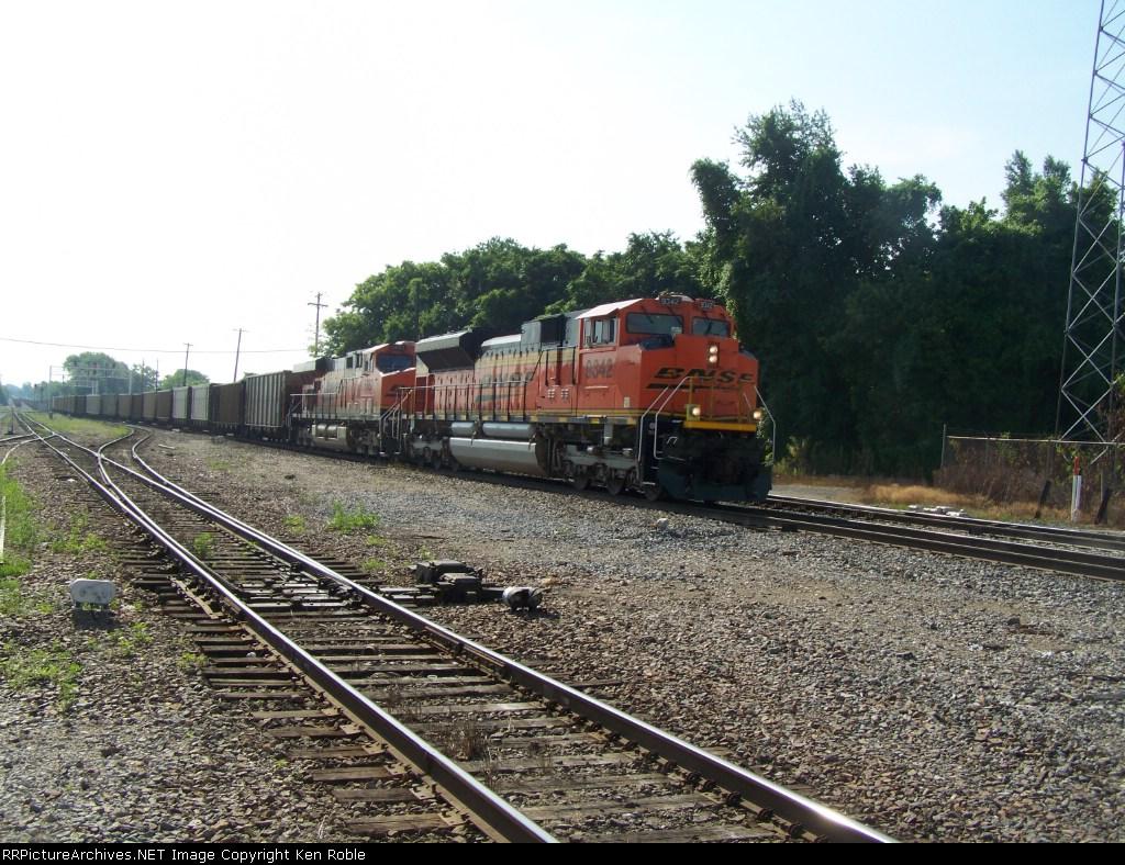 BNSF 9342