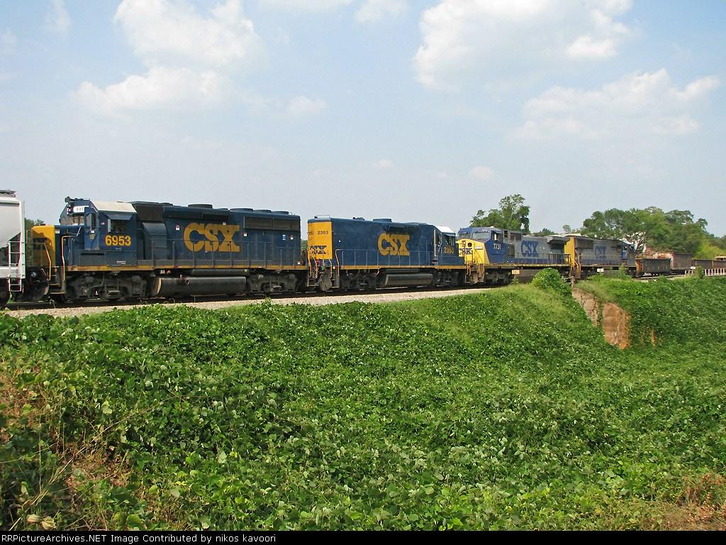 CSX 6593
