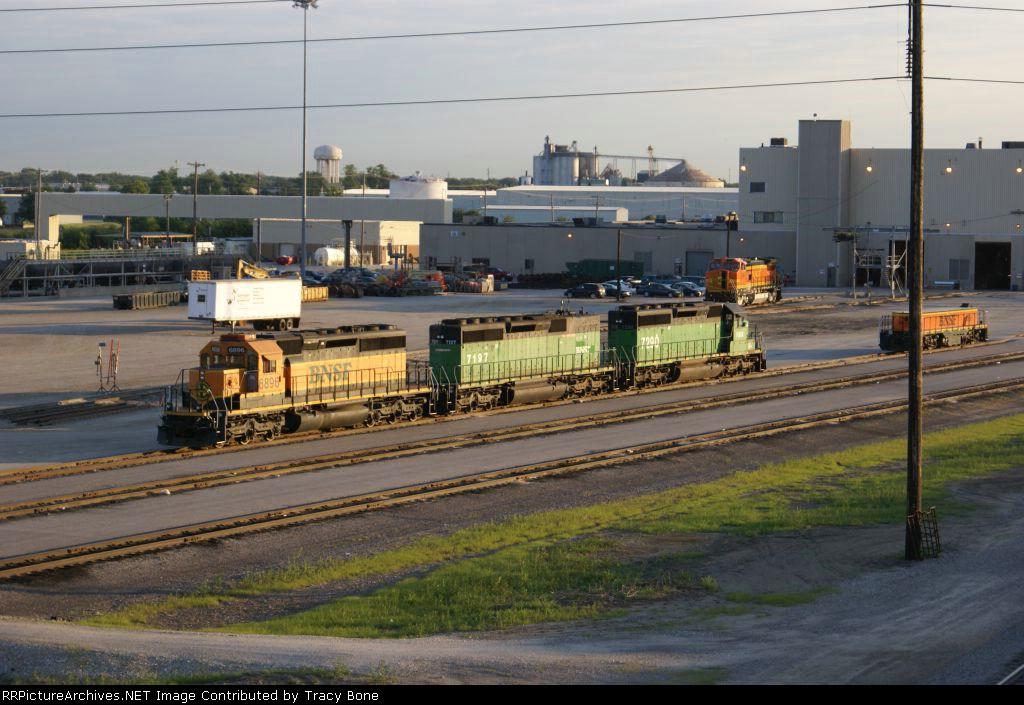 BNSF 6896