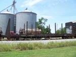 CSX 602459 between Memphis Jct Rd and Memphis Jct Yard