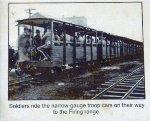 Fort Benning railroad operation