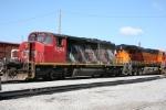 CN 5246 & BNSF 7564