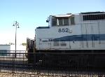 Metrolink engine 852