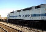 Side shot of Metrolink 852