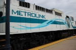 Metrolink's Third Paint Scheme