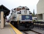 Metrolink engine 873
