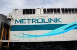 Metrolink's New Logo