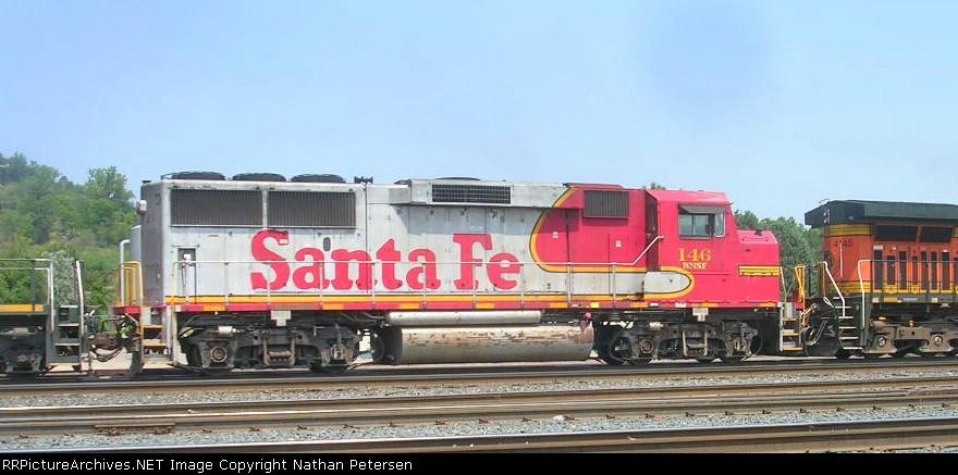 BNSF 146