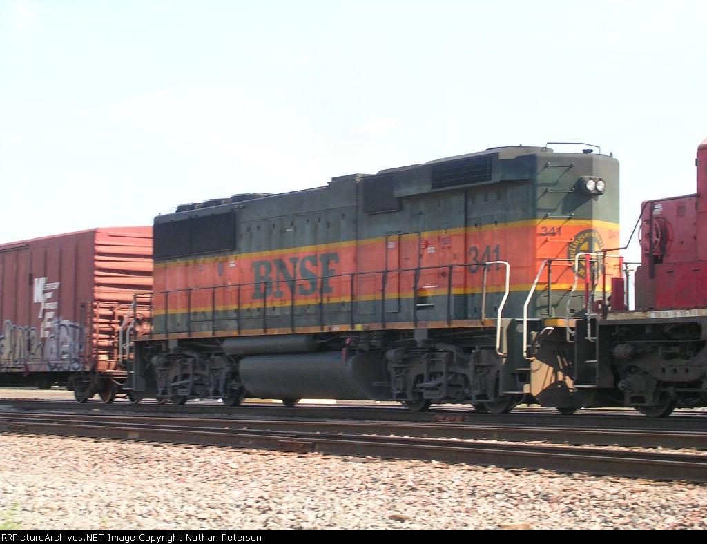 BNSF 341