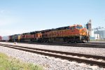 Mixed Freight moves through BNSF University