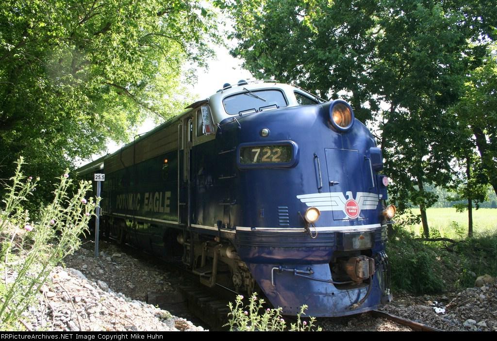 Railroad Show deadhead