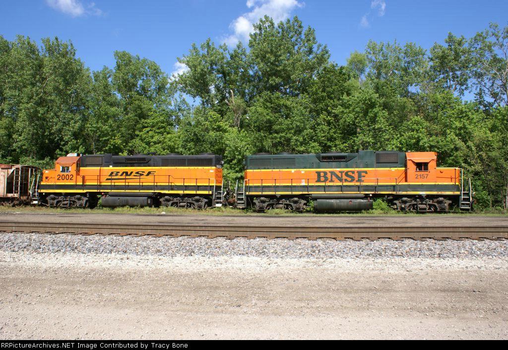 BNSF 2157