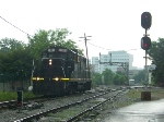 Three signals, a pouring rain, and a GP10