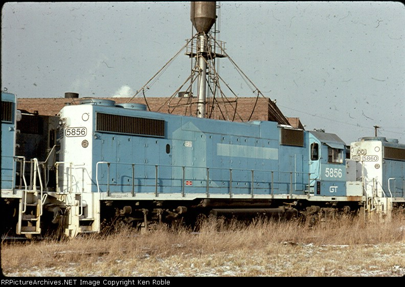 GTW 5856 (ex-ROCK 4374)