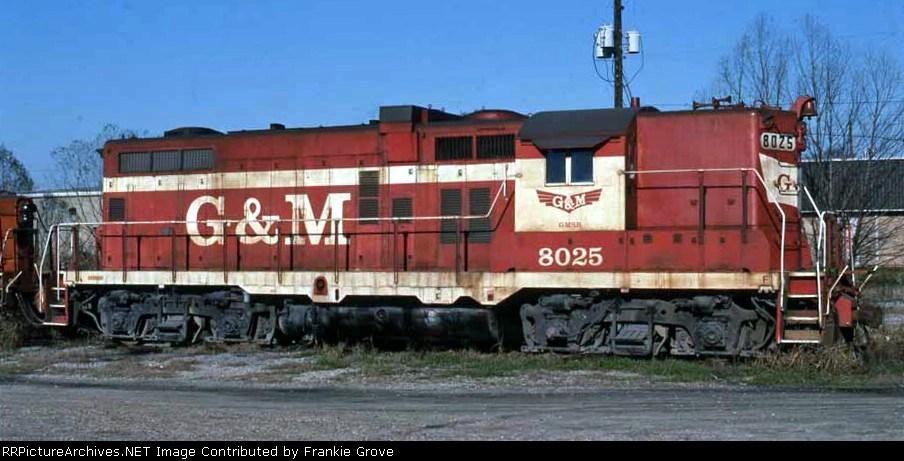 GMSR 8025