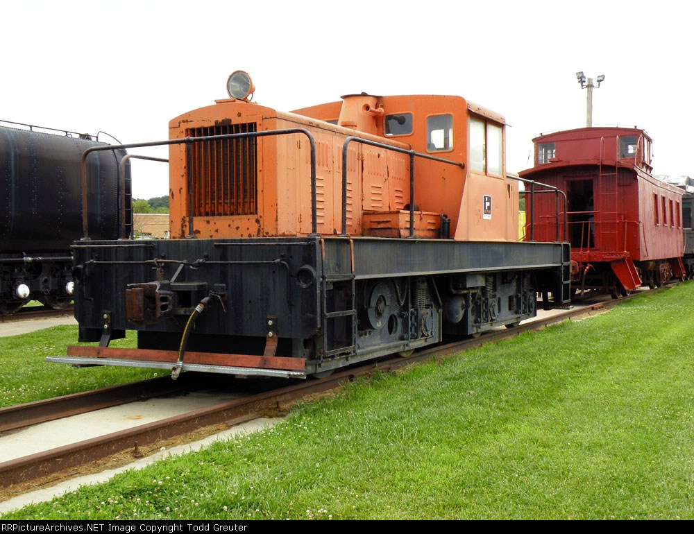 Iowa Power Plymouth Switcher