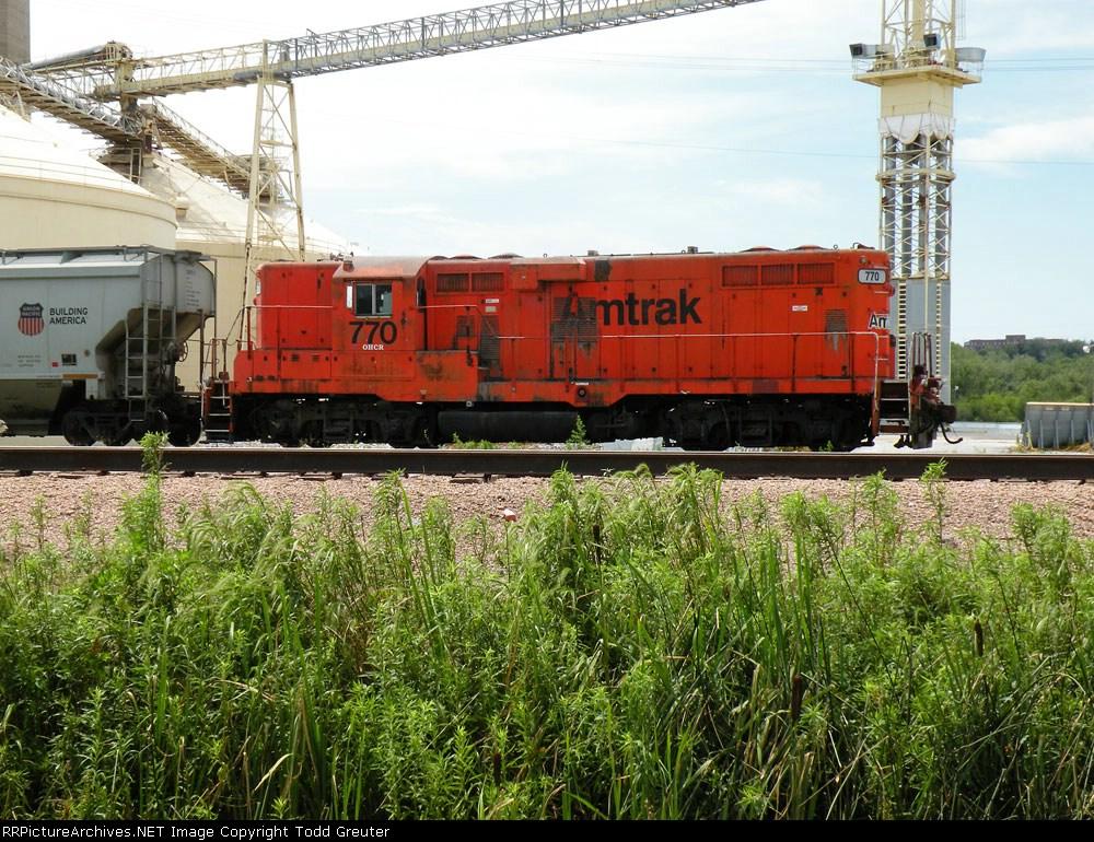 OHCR 770 Ex-Amtrak