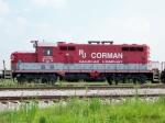 RJCM 1603 on the wye at RJ Corman Distribution Center 7/17/08