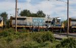 CSX 9253 & Railfans